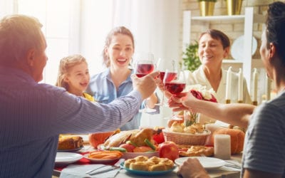Surviving Thanksgiving Dinner With Hearing Loss